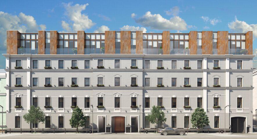 Комплекс апартаментов «Современник» изображение 13