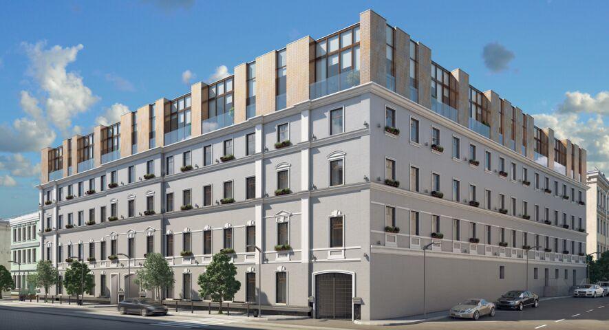Комплекс апартаментов «Современник» изображение 14
