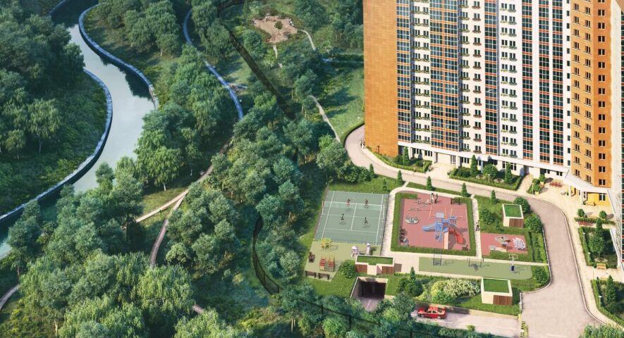 ЖК «Яуза парк» изображение 1