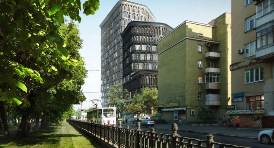 Комплекс апартаментов на Тульской изображение 0