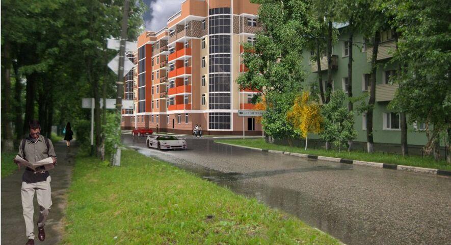 ЖК «Некрасовский» (Звенигород) изображение 0