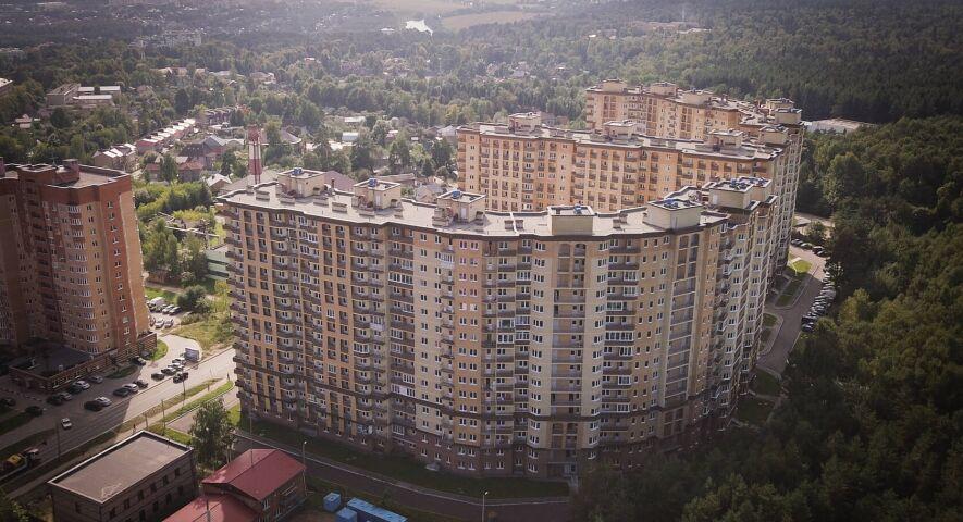 ЖК «Лермонтовский» (Звенигород) изображение 3