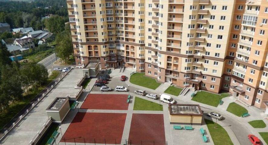 ЖК «Лермонтовский» (Звенигород) изображение 4