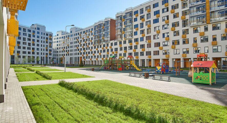 Жилой комплекс «Новокрасково» изображение 0