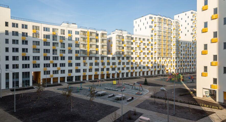Жилой комплекс «Новокрасково» изображение 1