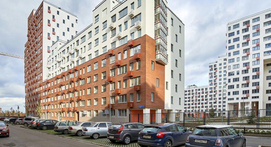 Жилой комплекс «Новокрасково» изображение 2