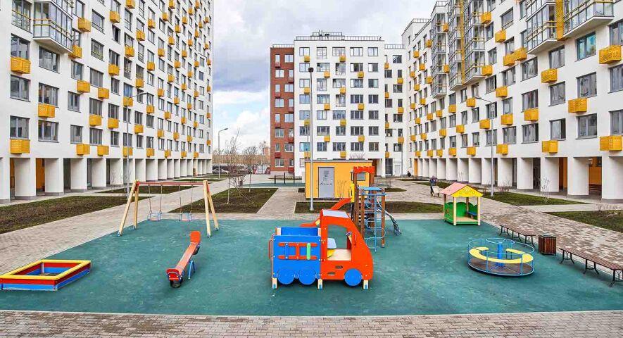 Жилой комплекс «Новокрасково» изображение 3