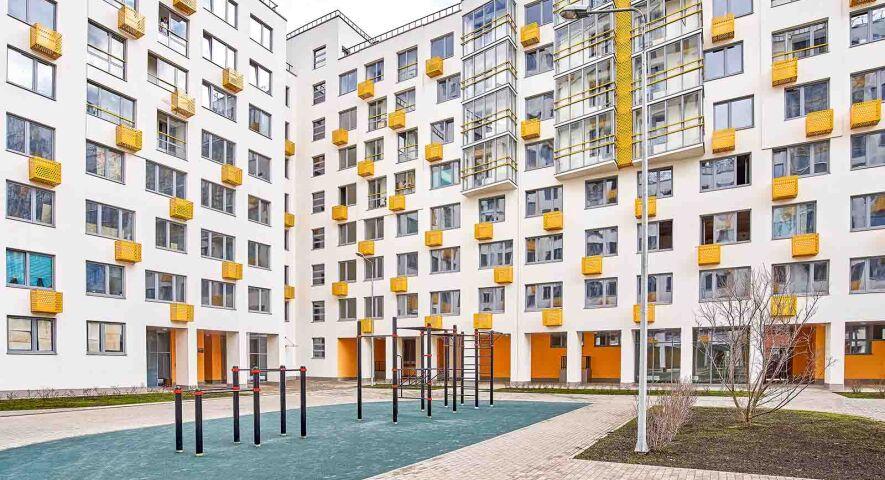 Жилой комплекс «Новокрасково» изображение 4