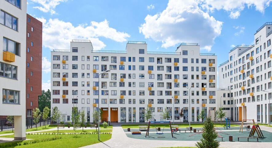 Жилой комплекс «Новокрасково» изображение 5