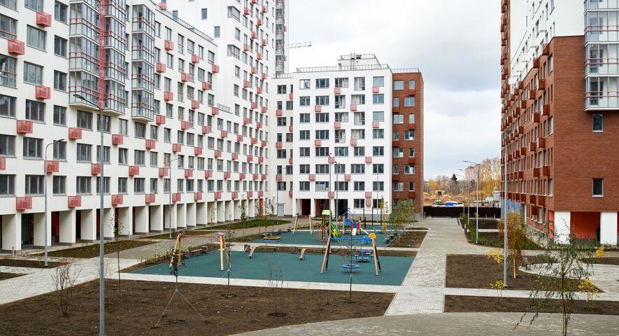 Жилой комплекс «Новокрасково» изображение 8