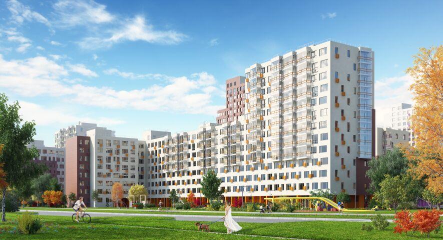 Жилой комплекс «Новокрасково» изображение 9