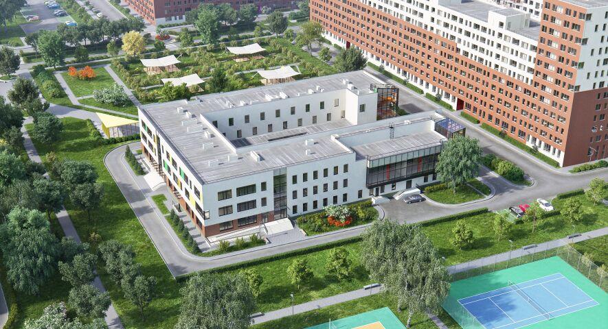 Жилой комплекс «Новокрасково» изображение 11