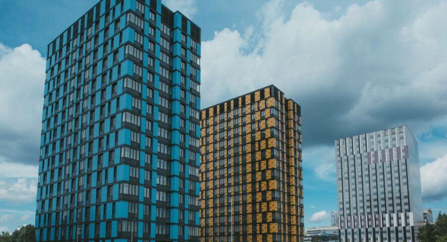 Комплекс апартаментов «Технопарк» изображение 0