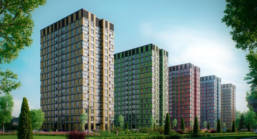 Комплекс апартаментов «Технопарк» изображение 1