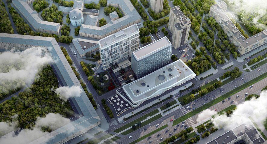 Апарт-комплекс «Ленинский 38» изображение 1