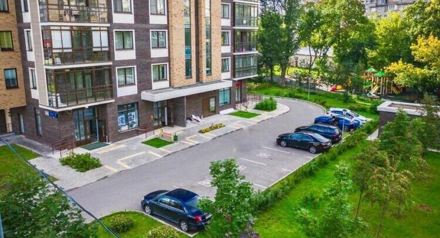ЖК на ул. Барклая, 7 изображение 1