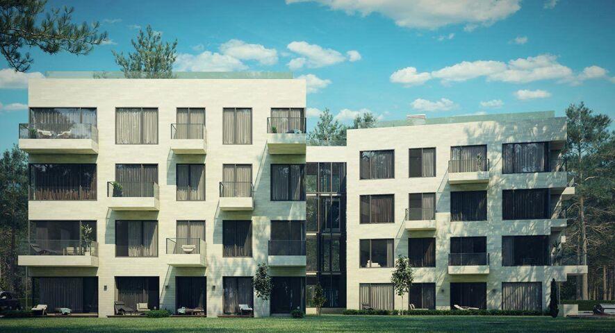 ЖК Level Barvikha Residence (Левел Барвиха Резиденс) изображение 1