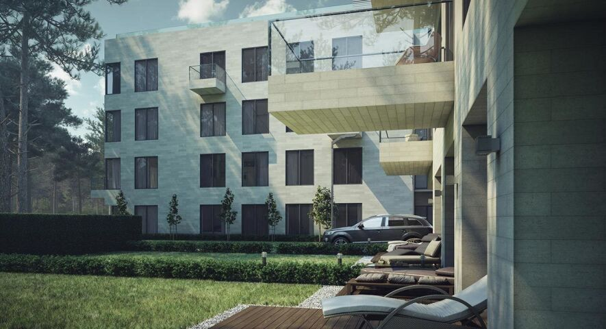 ЖК Level Barvikha Residence (Левел Барвиха Резиденс) изображение 3