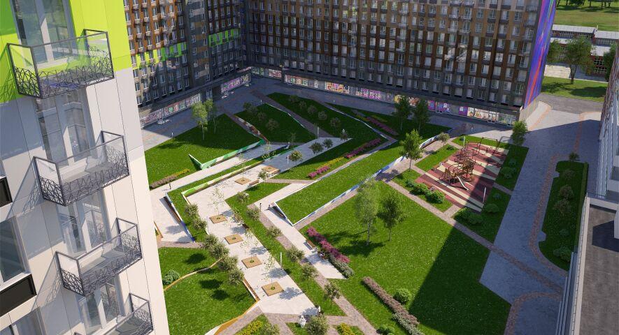 Легендарный квартал на Ботаническом саду изображение 6