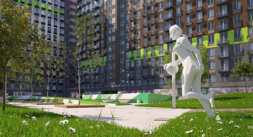 Легендарный квартал на Ботаническом саду изображение 10