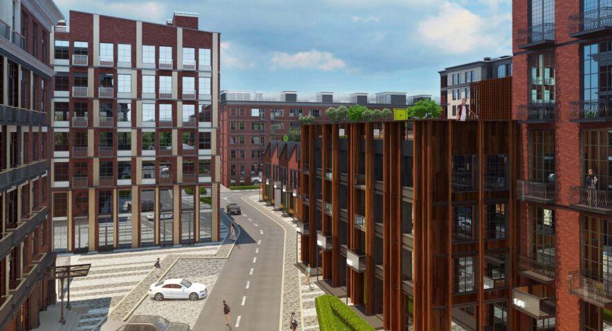Апарт-комплекс «Loft Park» («Лофт Парк») изображение 1