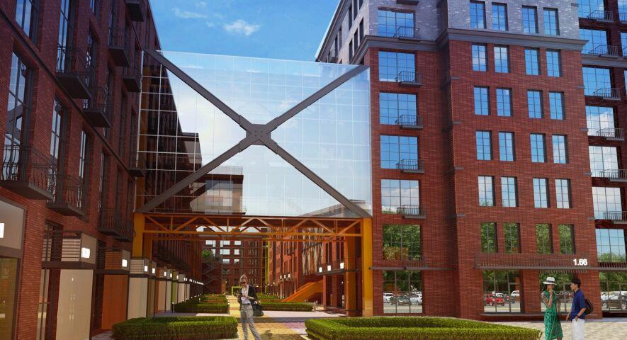 Апарт-комплекс «Loft Park» («Лофт Парк») изображение 2