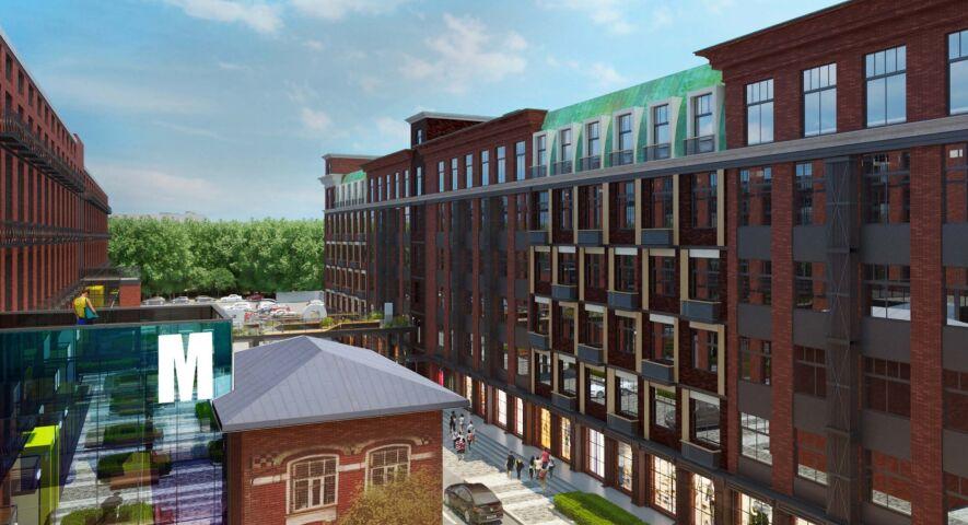 Апарт-комплекс «Loft Park» («Лофт Парк») изображение 3