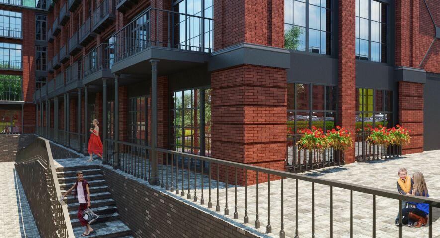 Апарт-комплекс «Loft Park» («Лофт Парк») изображение 5