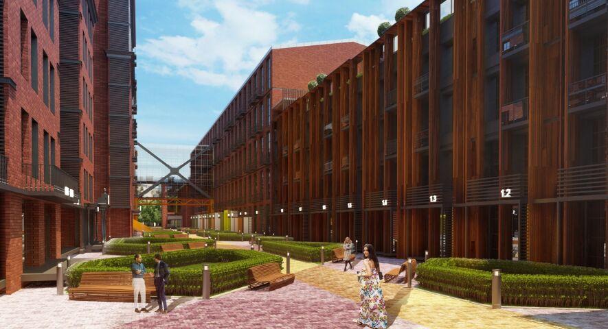 Апарт-комплекс «Loft Park» («Лофт Парк») изображение 6