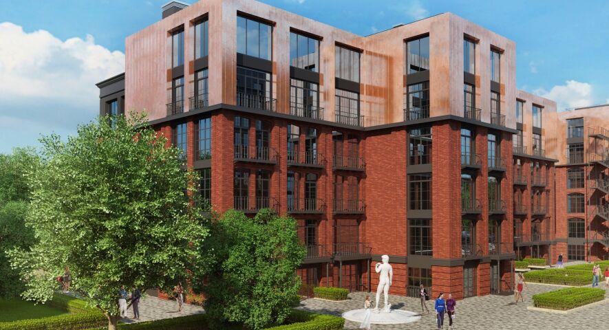 Апарт-комплекс «Loft Park» («Лофт Парк») изображение 8