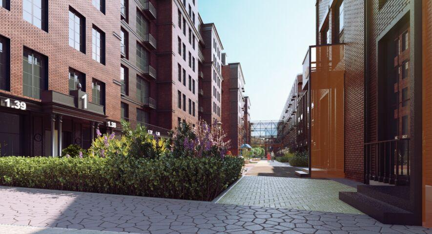 Апарт-комплекс «Loft Park» («Лофт Парк») изображение 9