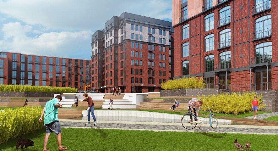 Апарт-комплекс «Loft Park» («Лофт Парк») изображение 10