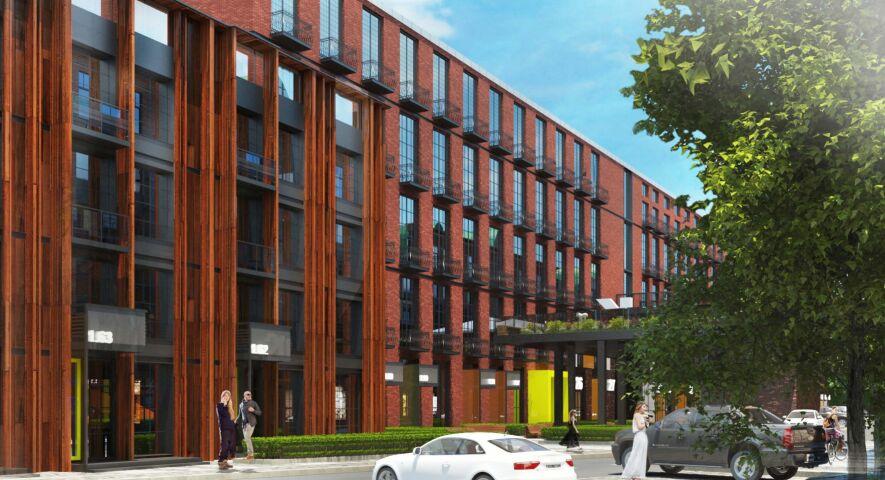 Апарт-комплекс «Loft Park» («Лофт Парк») изображение 11