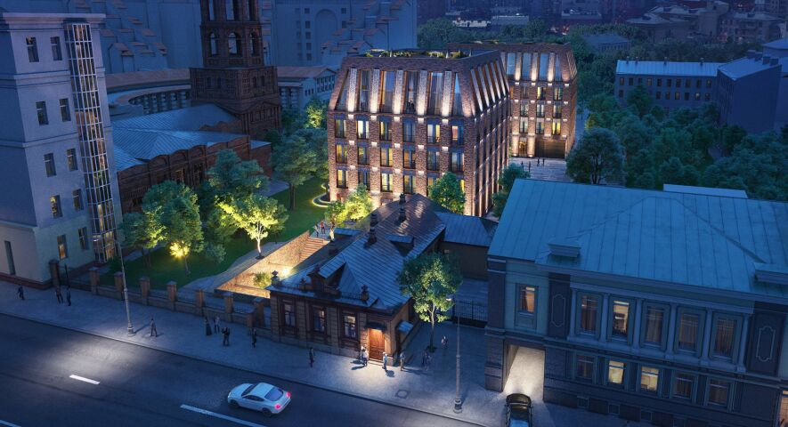 Апарт-комплекс «Долгоруковская, 25» изображение 0