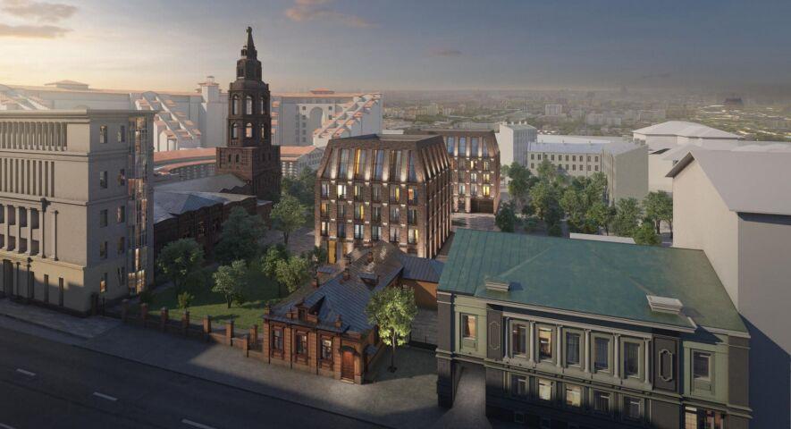 Апарт-комплекс «Долгоруковская, 25» изображение 2