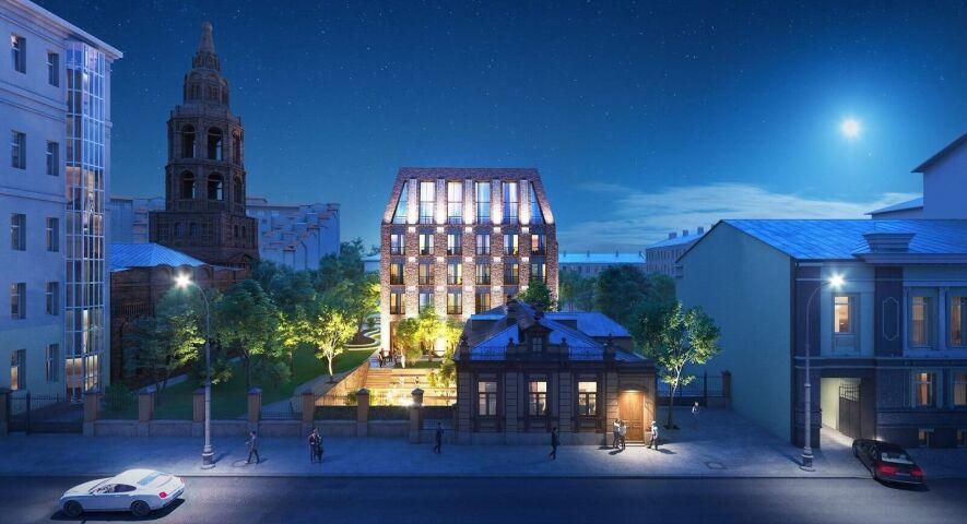 Апарт-комплекс «Долгоруковская, 25» изображение 6