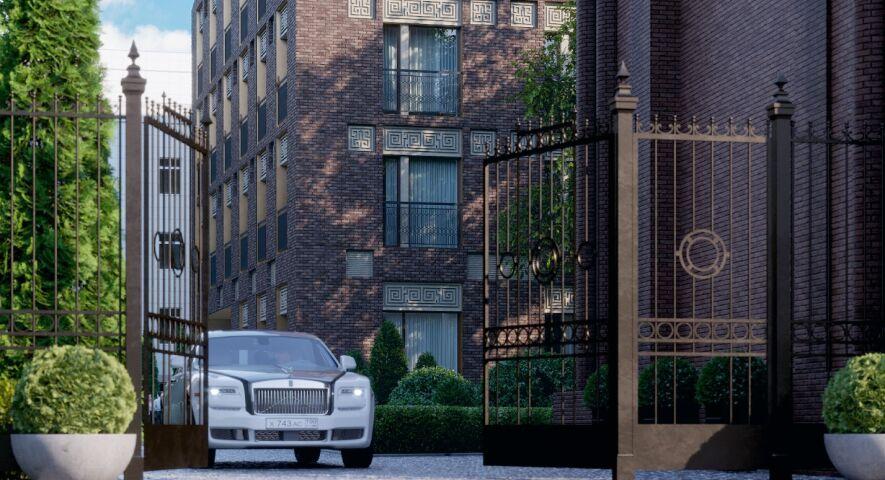 Апарт-комплекс «Долгоруковская, 25» изображение 7