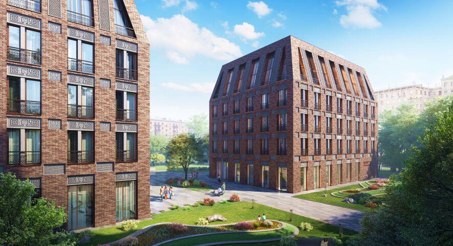 Апарт-комплекс «Долгоруковская, 25» изображение 8