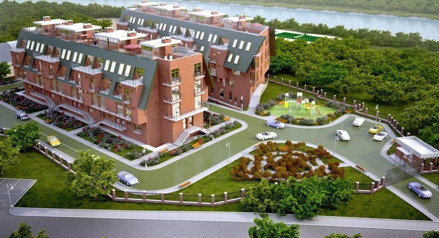 Клубная резиденция Loft River (Лофт Ривер) изображение 5