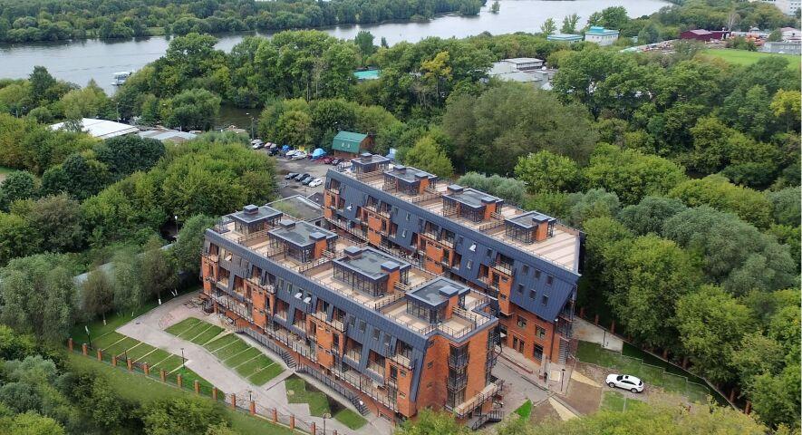 Клубная резиденция Loft River (Лофт Ривер) изображение 7