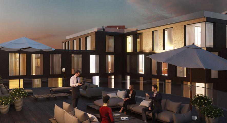 Комплекс апартаментов Roza Rossa (Роза Росса) изображение 2
