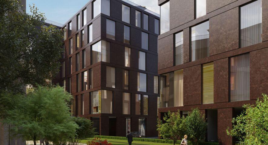 Комплекс апартаментов Roza Rossa (Роза Росса) изображение 6