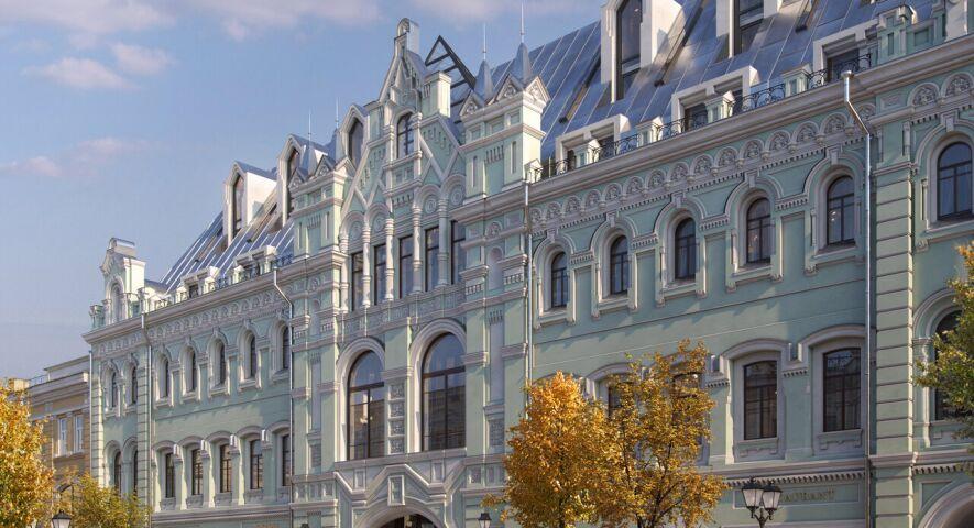Клубный дом Kuznetsky Most 12 (Кузнецкий мост 12) изображение 8