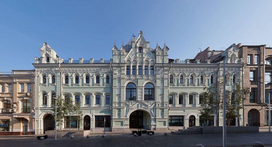 Клубный дом Kuznetsky Most 12 (Кузнецкий мост 12) изображение 9