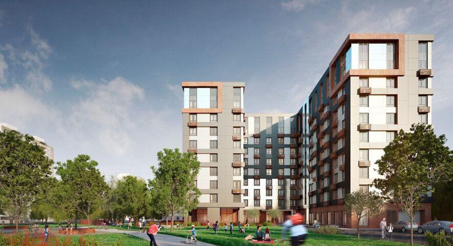 Комплекс апартаментов «Отражение» изображение 0