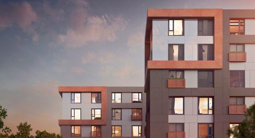 Комплекс апартаментов «Отражение» изображение 1
