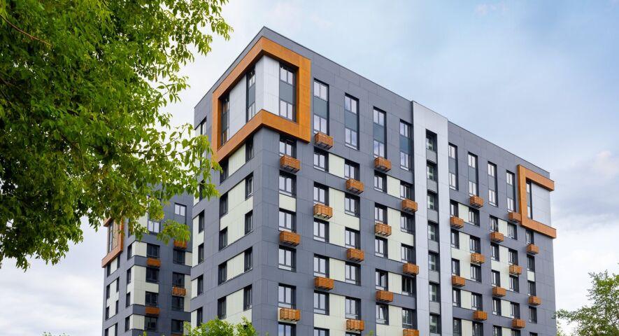 Комплекс апартаментов «Отражение» изображение 3