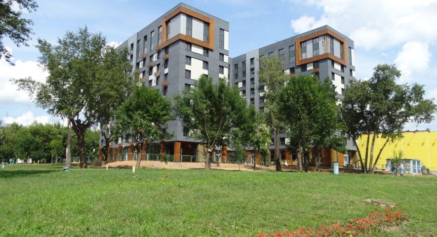 Комплекс апартаментов «Отражение» изображение 4
