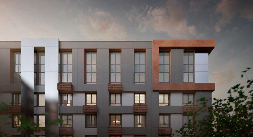 Комплекс апартаментов «Отражение» изображение 5