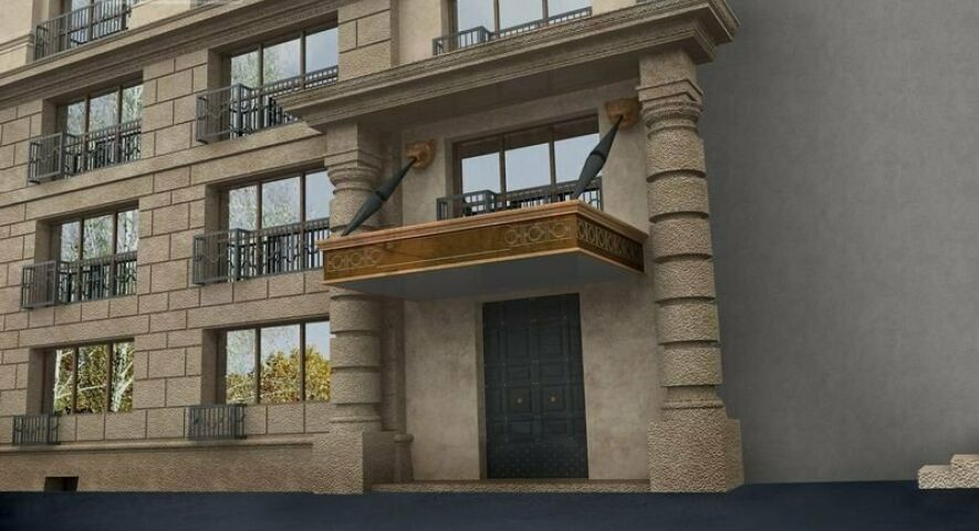Лофт «Manhattan House» («Манхэттан Хаус») изображение 4